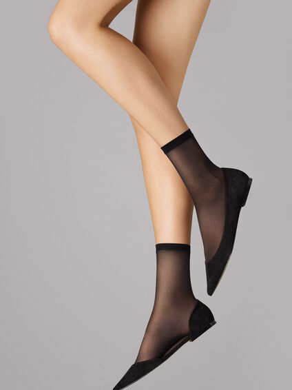 ba0893dd9 Nude Socks Sheer Luxury