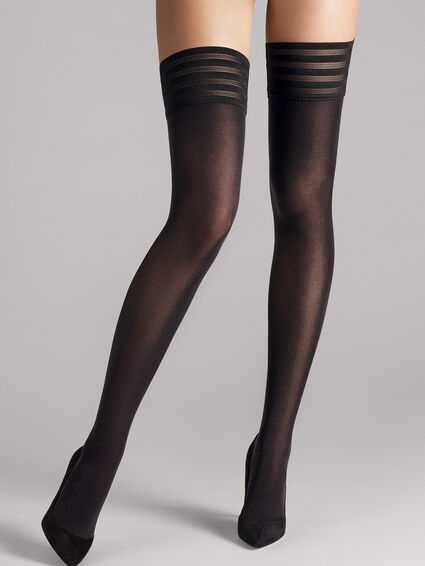 82793f8a728a8 Opaque Tights Stocking | Velvet de Luxe 50 Stay Up | Wolford
