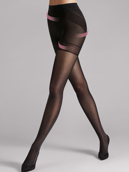 852cb60362 Power Shape 50 Control Top Tights. 18416.  61.00. black